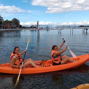 Arriendo de Kayak en Lago Llanquihue