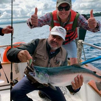 Pesca Deportiva en Lago Llanquihue